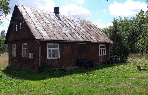 Parduodamas Namas (gyvenamasis) Panevėžio r. sav., Mitkų k., Mitkų g.