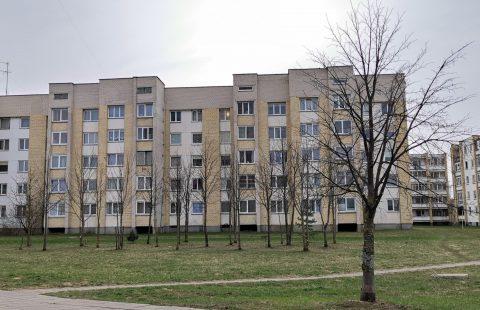 Parduodamas butas Panevėžio m., Pilėnai, Margirio g.
