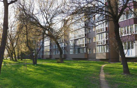 Parduodamas butas Panevėžio m., Kniaudiškiai, Klaipėdos g.