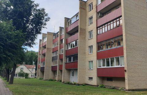 Parduodamas butas Panevėžio m., Centras, Liepų al.