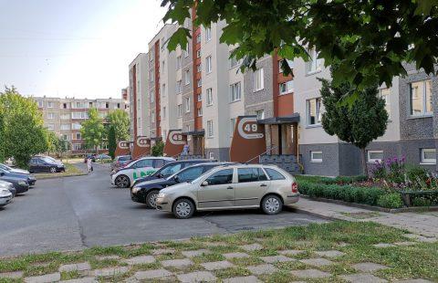 Parduodamas butas Panevėžio m., Kniaudiškiai, Kniaudiškių g.